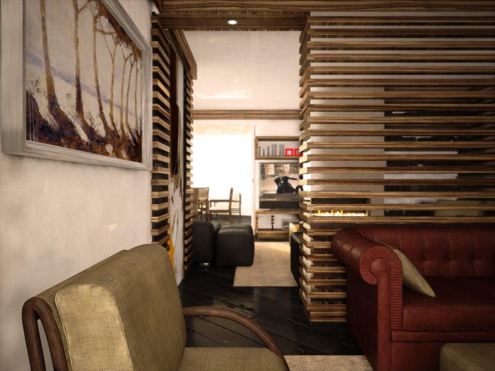 archimora - attico con piscina - 0003