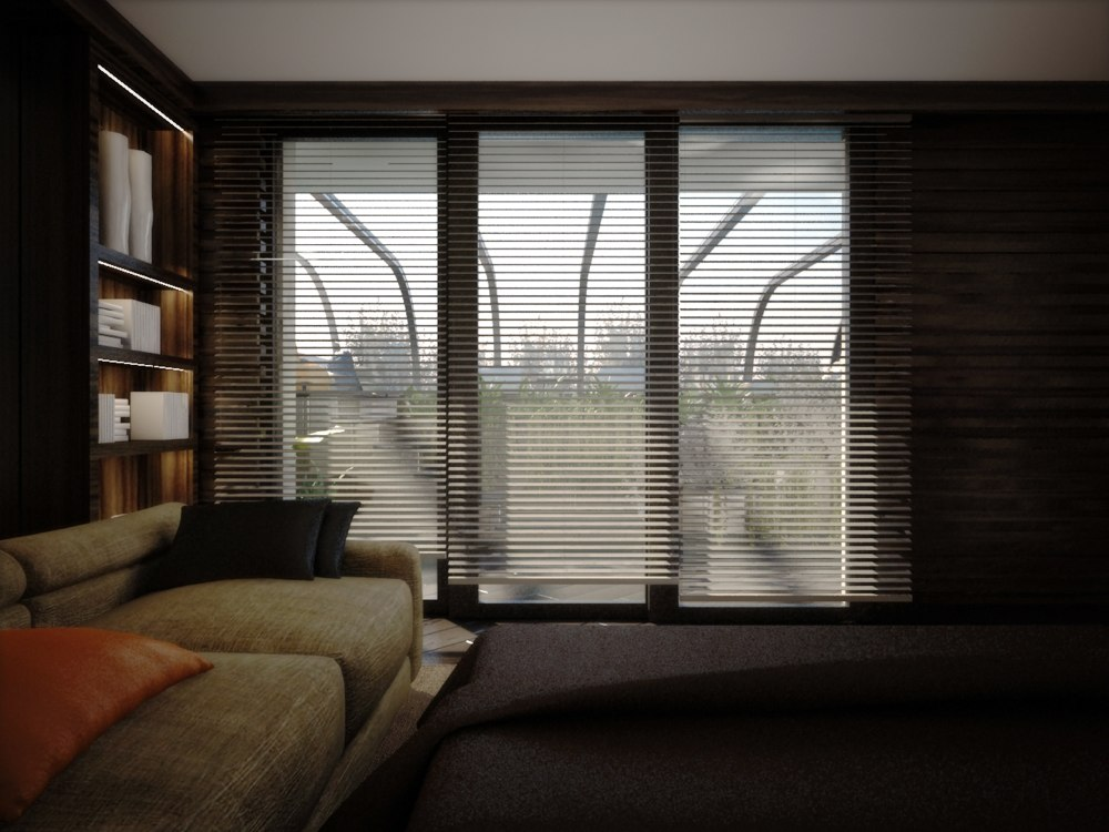 archimora - attico con piscina - esterno- 0005