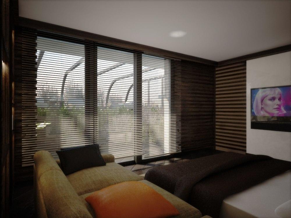 archimora - attico con piscina - esterno- 0007