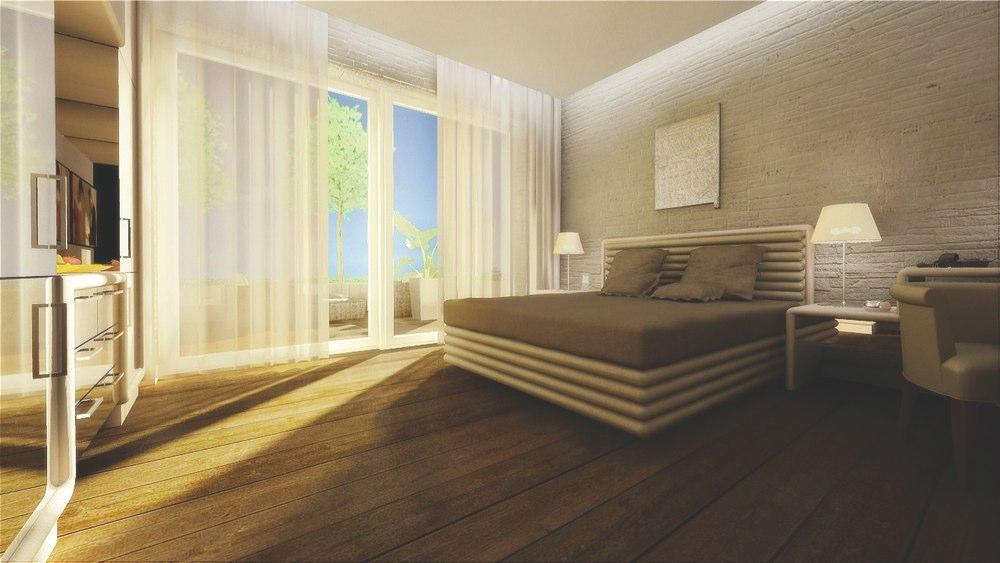 archimora - sobria elegante - camere ospiti - 001