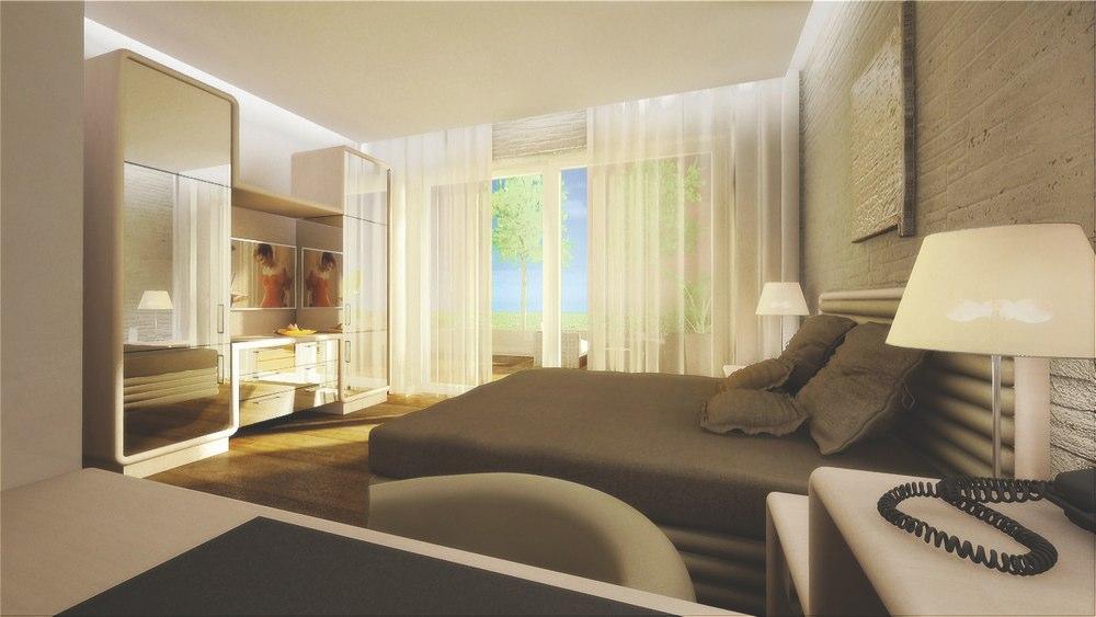 archimora - sobria elegante - camere ospiti - 002